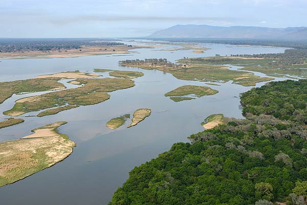Lower Zambezi National Park - Zambia