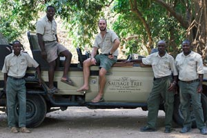 Meet the team at Sausage Tree Camp - Zambia